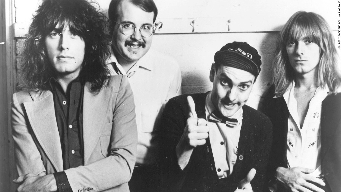 "Cheap Trick's nearly 40-year career includes generations of fans. The band's first five albums are said to have been ""<a href=""https://rockhall.com/inductees/nominees/2016-cheap-trick/"" target=""_blank"">made in a rock and roll tsunami from 1977 to 1980.</a>"""