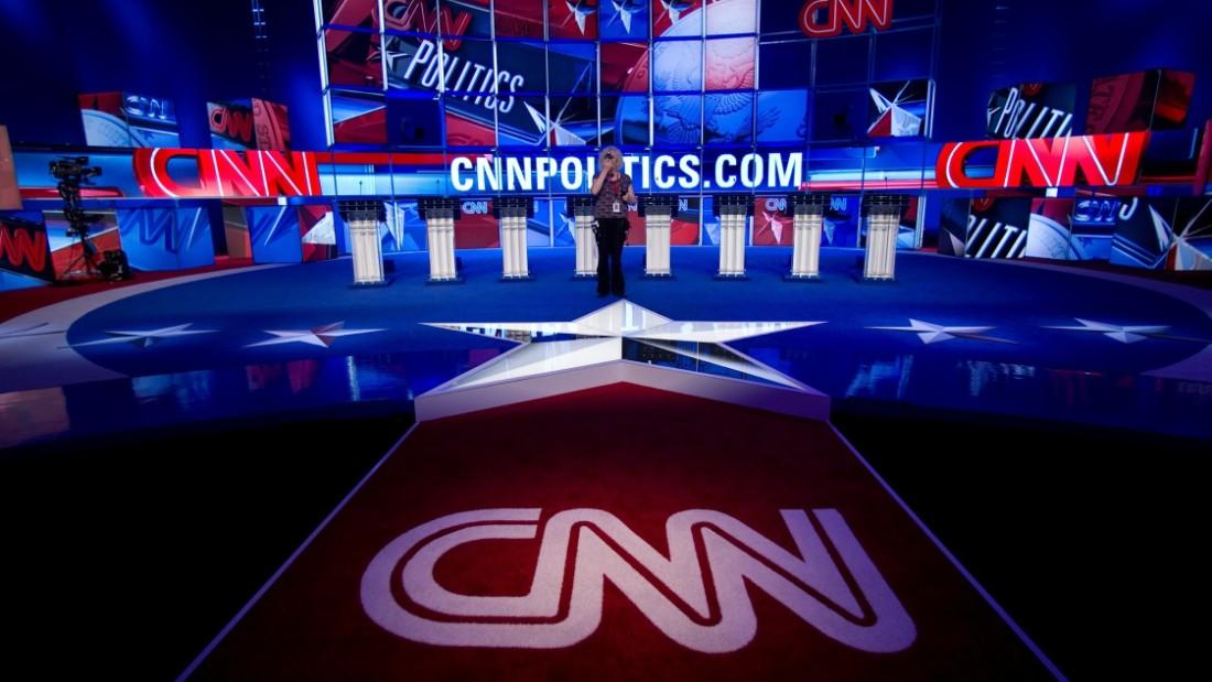 CNN to host first Democratic presidential debate
