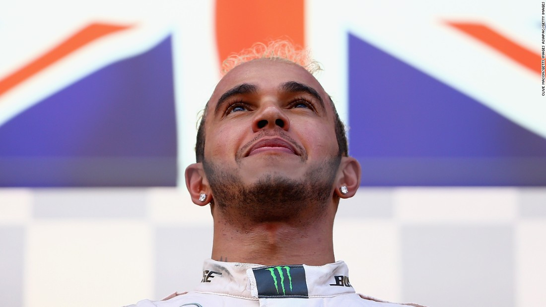 """The guy is driving like a god,"" says Lauda of Hamilton, who leads the 2015 drivers' title race by 48 points heading into the Russian Grand Prix."
