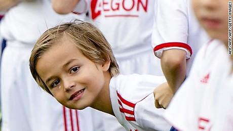 Ajax: Dutch club opens 'School of the Future'