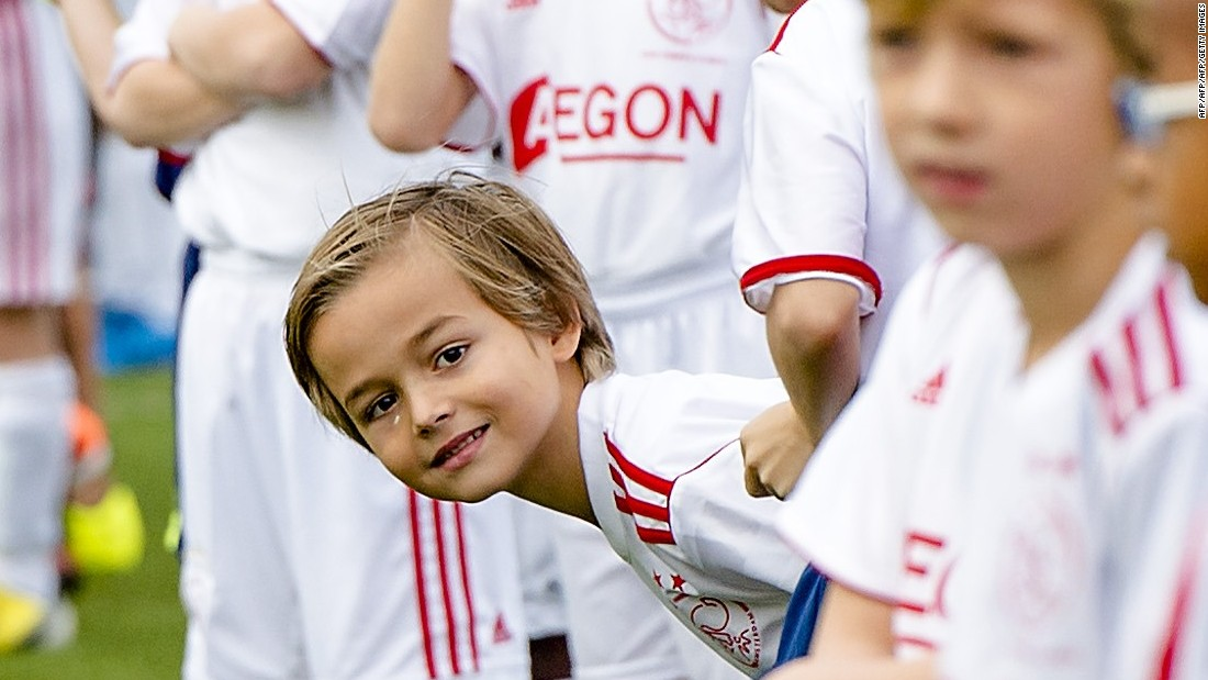 "Ajax is a club renowned for producing talented soccer players at its ""De Toekomst"" (or ""the future"") youth academy."