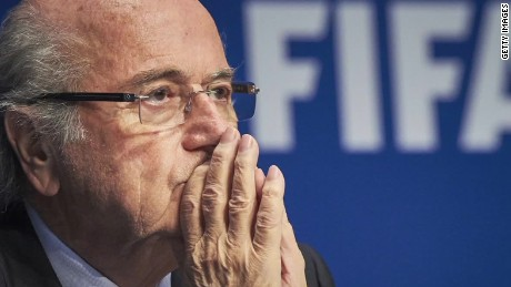 The rise and fall of FIFA's Sepp Blatter