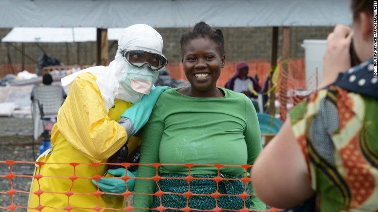 WHO declares West Africa Ebola-free