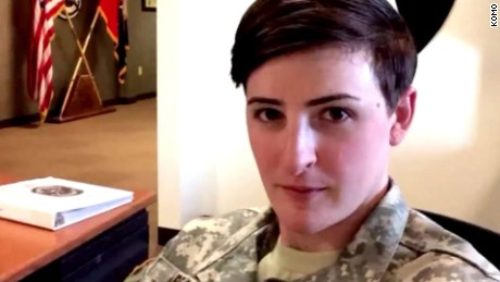 transgender officer says fears discharged army pkg_00010224