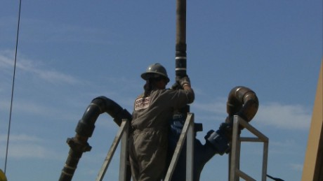 oil prices pickens lake intv_00022210