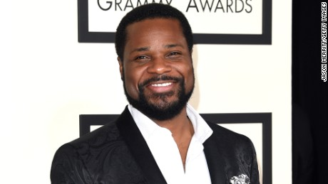 Actor Malcolm-Jamal Warner appears at the Grammys in February.