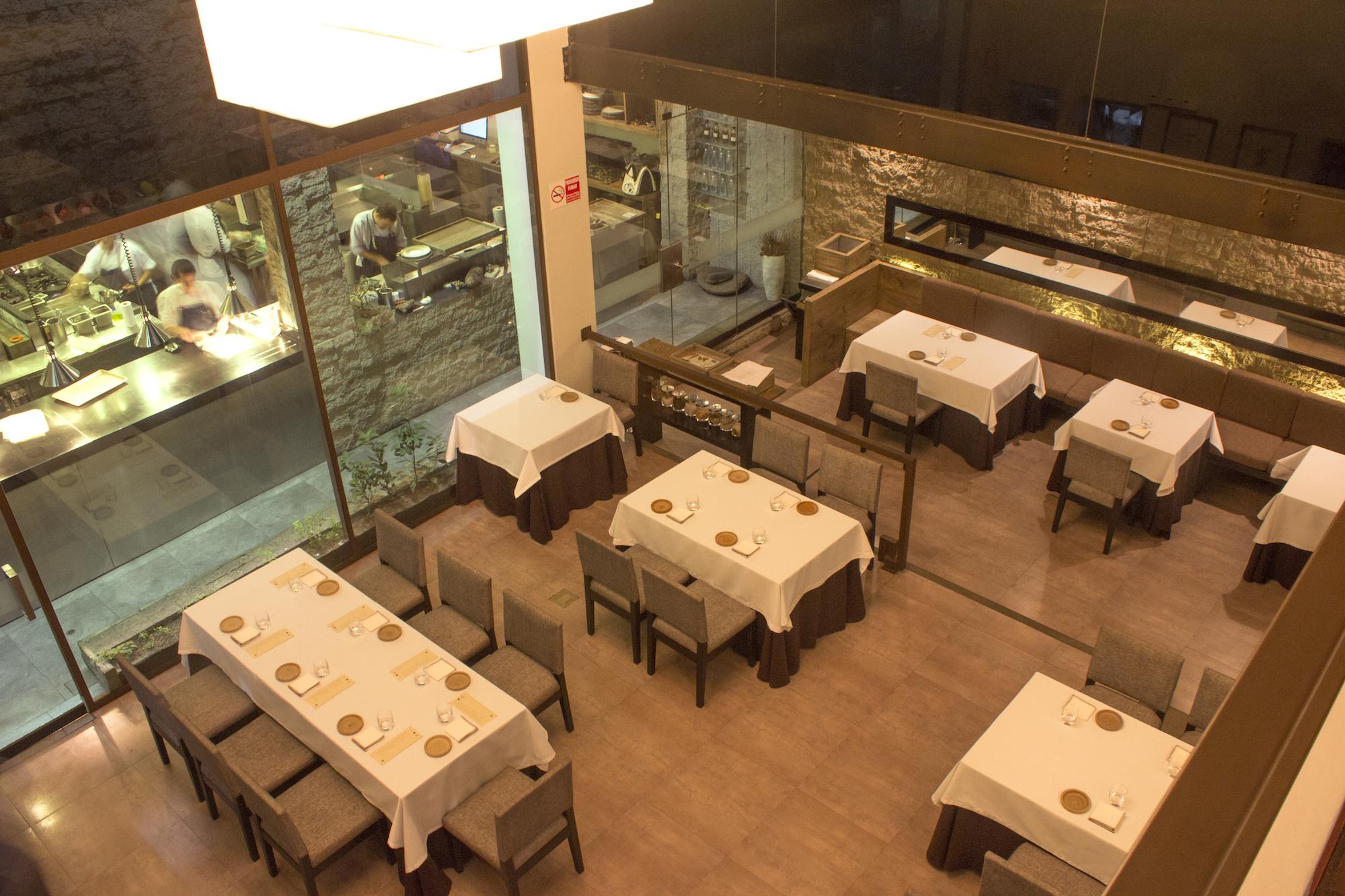 Central Restaurante Chef