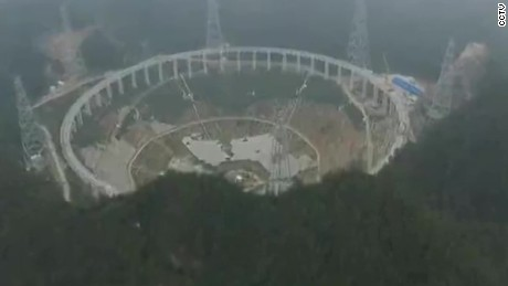 Chinese telescope could detect extraterrestrial life