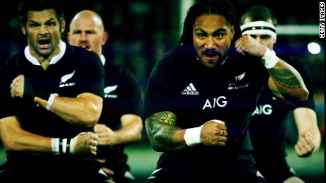 What is the Haka?
