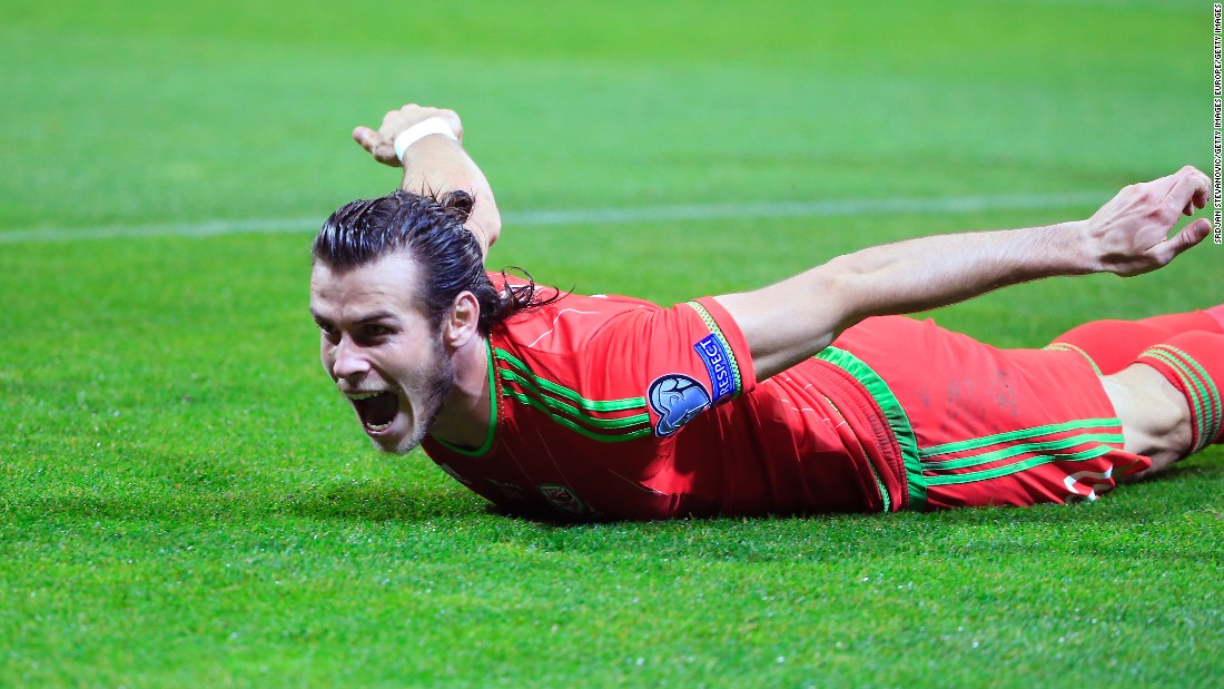 "Gareth Bale will lead Wales to its first major tournament since the 1958 World Cup. The ""Red Dragons"" conceded just four goals in nine matches, finishing second behind Belgium."
