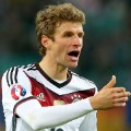 Thomas Mueller  Germany Euro 2016
