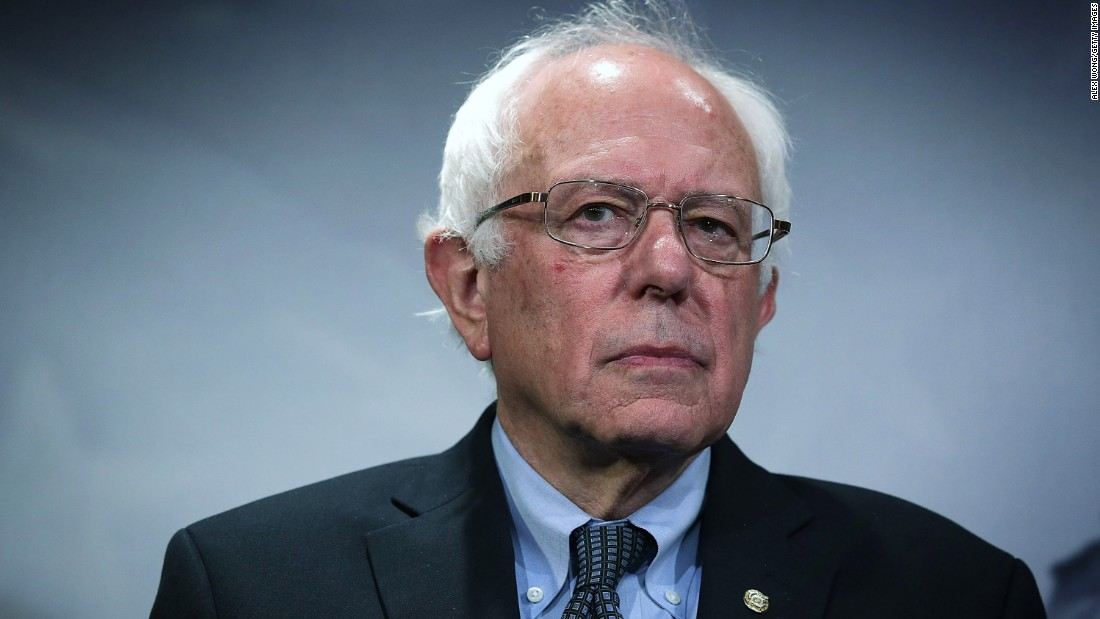First on CNN: Sanders releases doctor's note