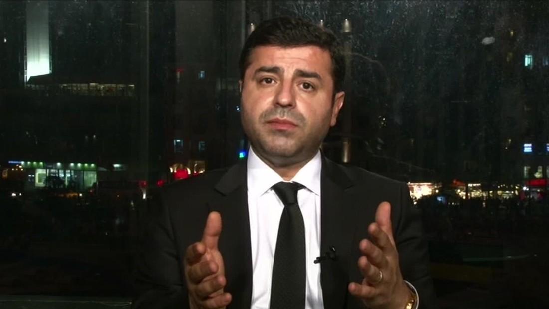 Turkish opposition blames govt. 'blind eye' for attack