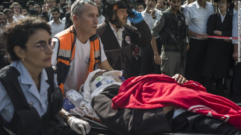 Roots of the latest Israeli-Palestinian violence