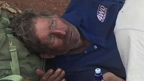 man survives aussie outback eating ants dnt holmes _00000708
