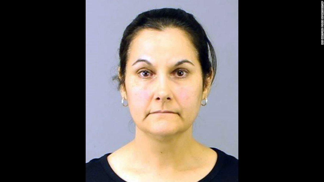 Linda Morey was charged with second-degree assault.