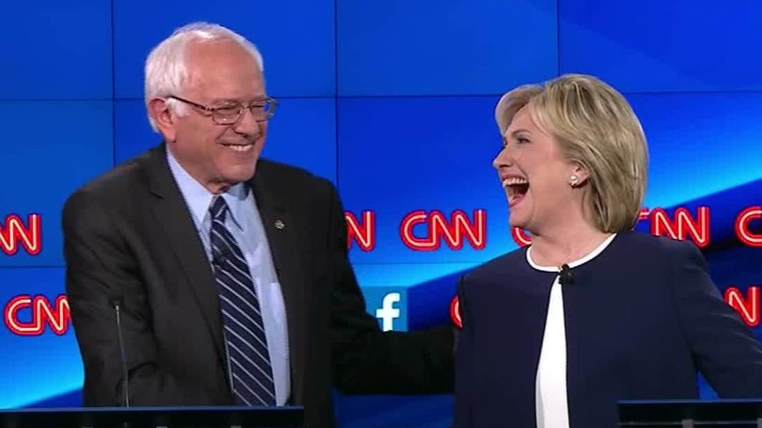 Donald Trump: Bernie Sanders made 'big mistake' on Hillary Clinton emails