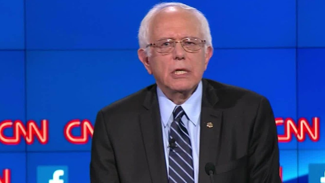Sanders campaign defends opposition to slavery reparations