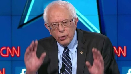 Bernie Sanders: We have to think through war on drugs