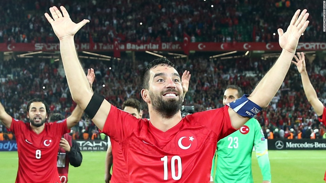 "Turkey earned its nickname of ""The Comeback Kings"" in qualifying for Euro 2016 -- it only had one point after the opening three matches. The Turks reached France thanks to being the best third-placed team after beating Iceland 1-0 in the final round."