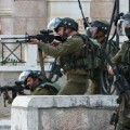 israeli soldiers aim Oct12