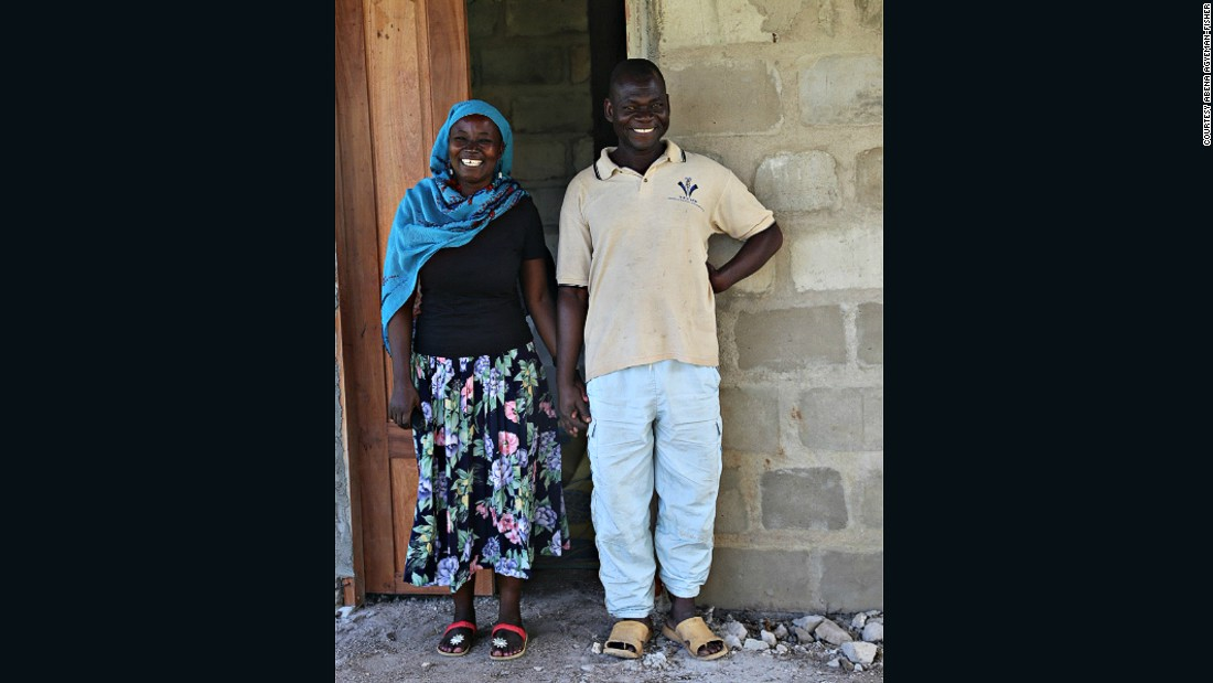 Mayuya made waves in her community when she convinced her 56-year old husband, Thabit Yusuf Fundi, to return the 13-year-old child bride his family wanted him to marry.