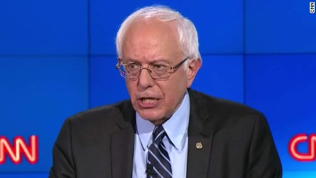 bernie sanders democratic debate va committee chairman_00002104.jpg
