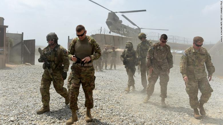 U.S. slows military drawdown in Afghanistan