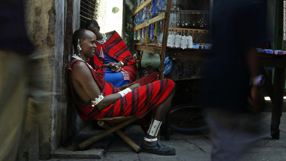 The Maasai are increasingly integrating with wider society and entering urban centers. This is due in part to inconsistent rains throughout the Serengeti leading to tougher livestock conditions. Various handicrafts are finding their into markets and the Maasai's much-prized hair braiding skills are becoming popular with Tanzanians.