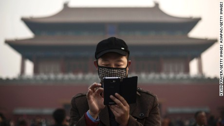 Chinese online star detained for five days for 'insulting' national anthem