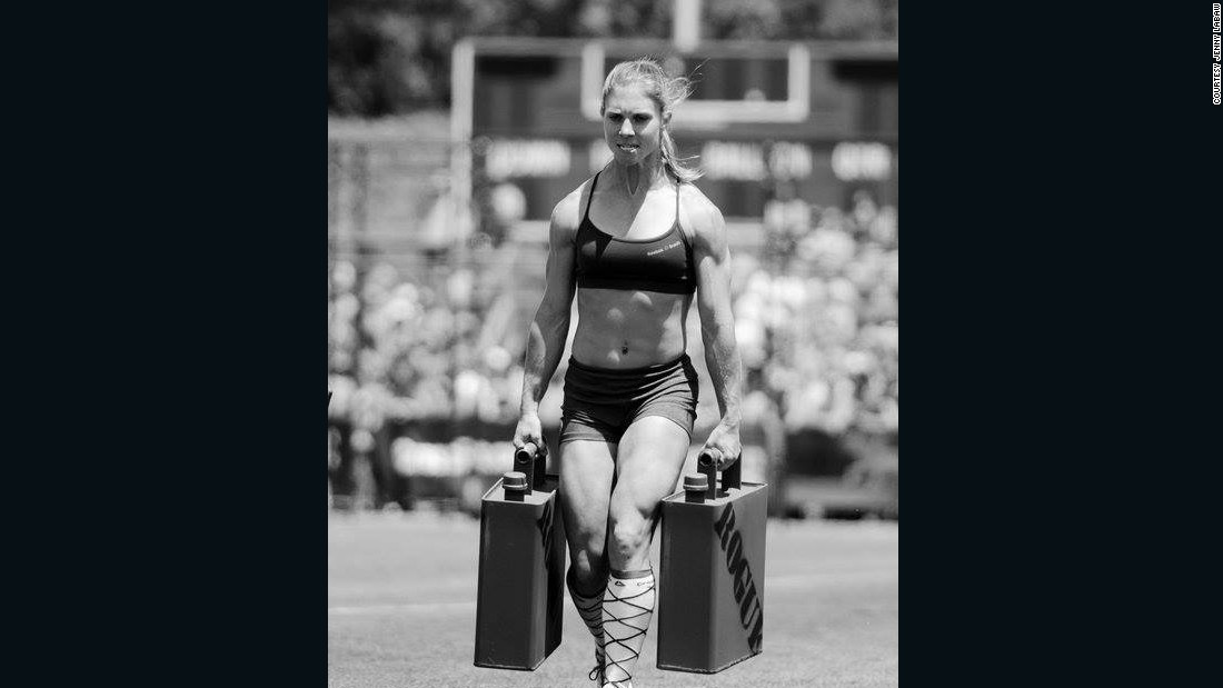 In 2011, LaBaw came in sixth in the highly competitive CrossFit Games. This success gave her the confidence she needed to come forward with her biggest secret: She's had epilepsy since the age of 8.