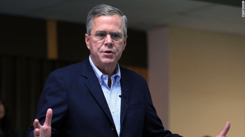 Jeb Bush campaign reveals new fundraising totals