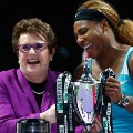Billie Jean King Serena
