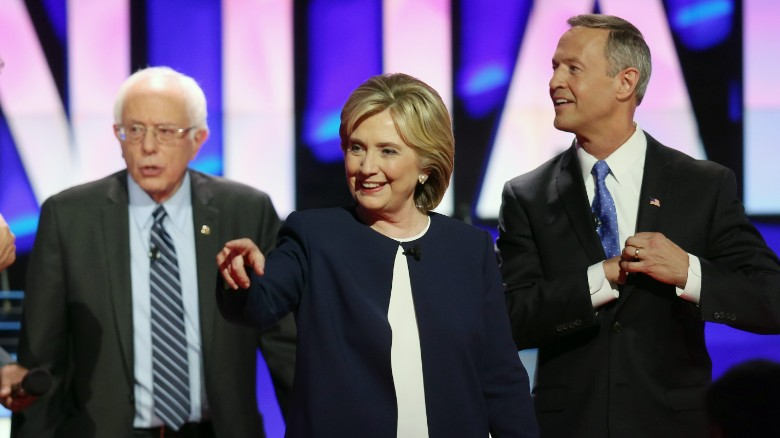 Three notable factual errors from the Democratic debate