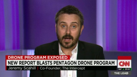 Report: Most killed in U.S. drone strikes are unintended targets