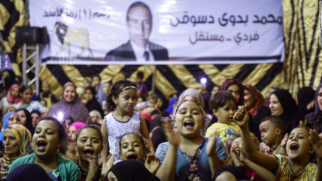 Egypt's parliamentary elections resemble similar votes around the world. But even after parliament is restored, it's not expected to be much of a check on the powers of President Abdel Fattah al-Sisi.