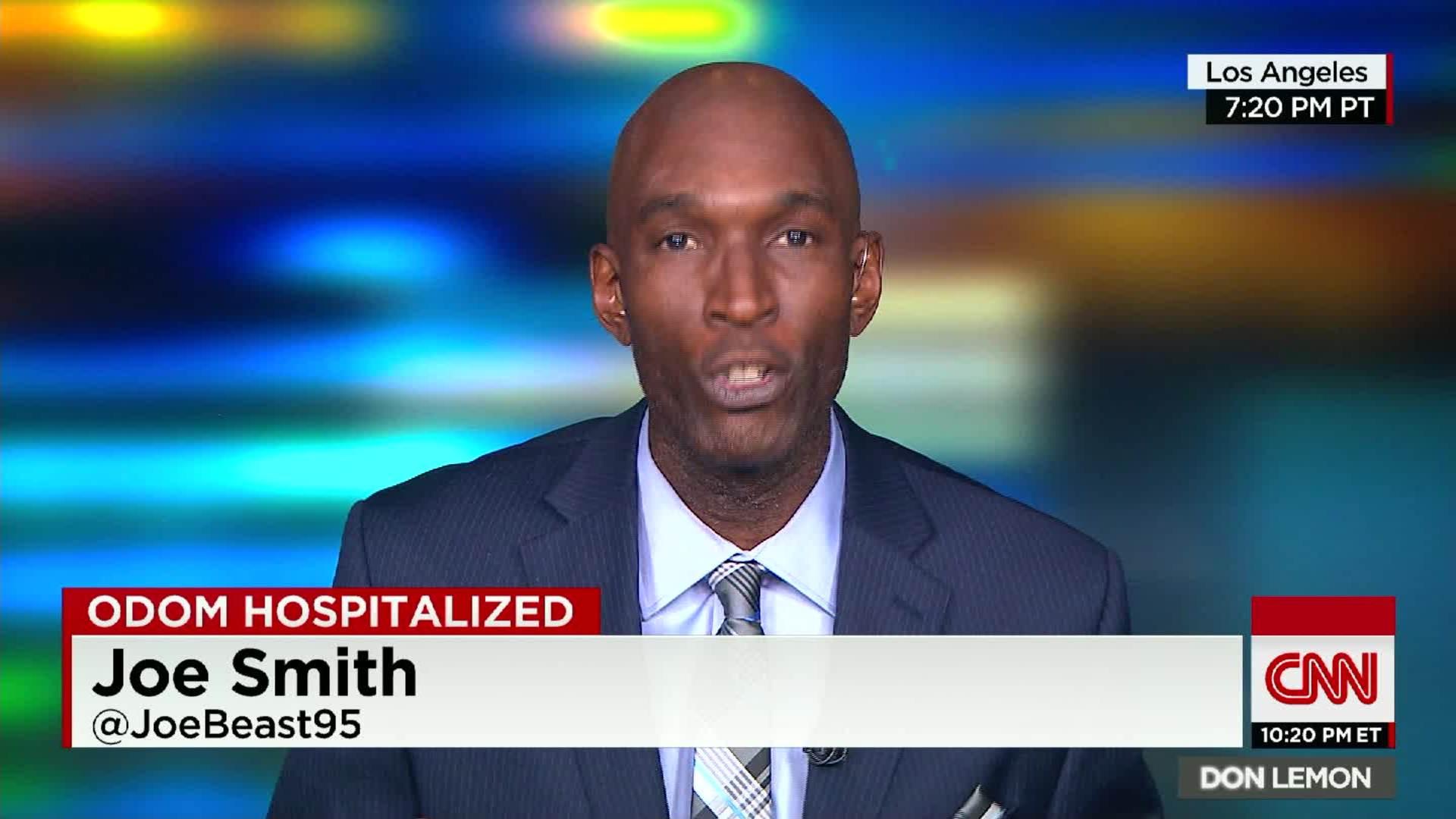 Joe Smith on Lamar Odom s use I had no idea CNN Video