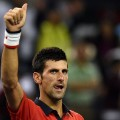 Djokovic thumbs up Shanghai