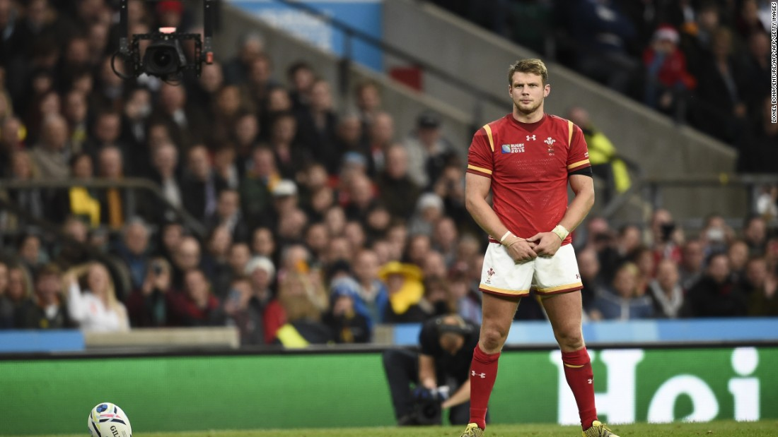 Dan Biggar scored fourteen points for Wales but it wasn't enough for northern hemisphere nation which has been unfortunate with injuries throughout the World Cup.