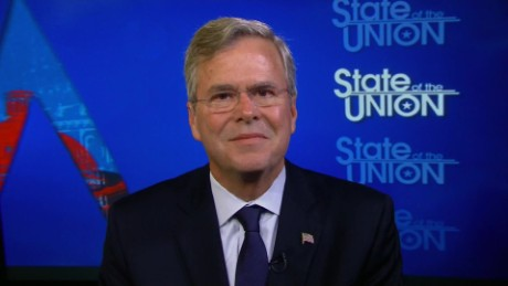 SOTU Tapper: Jeb Bush Voting Rights Act_00000000