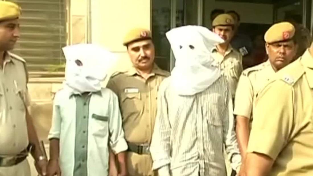 Child rapes horrify New Delhi