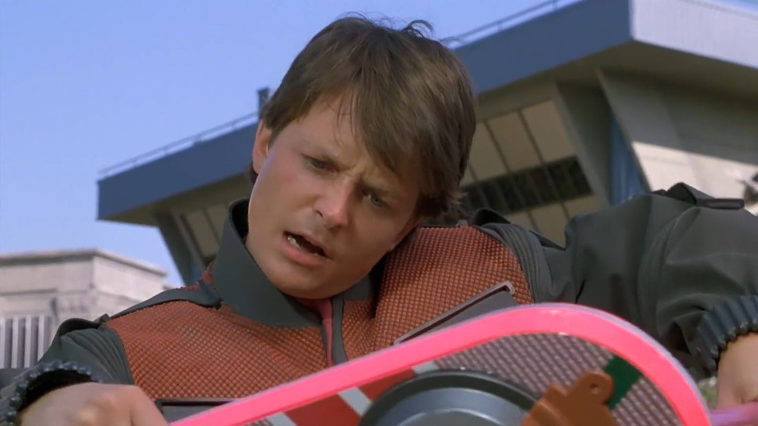 What did 'Back to the Future II' get right?