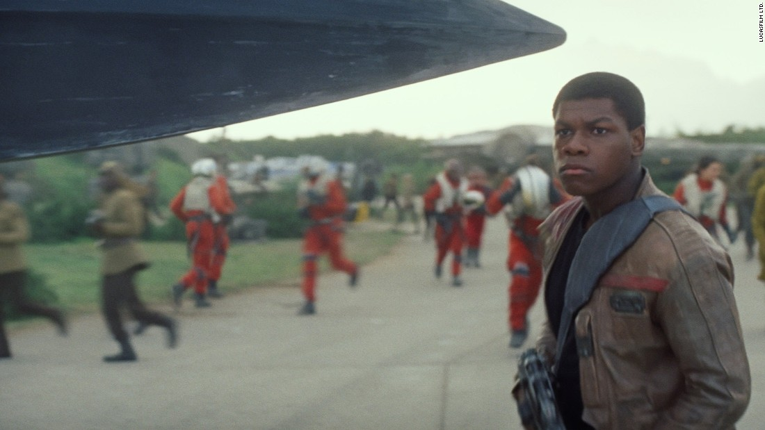 'Star Wars' trailer, race and the ugly forces of Twitter