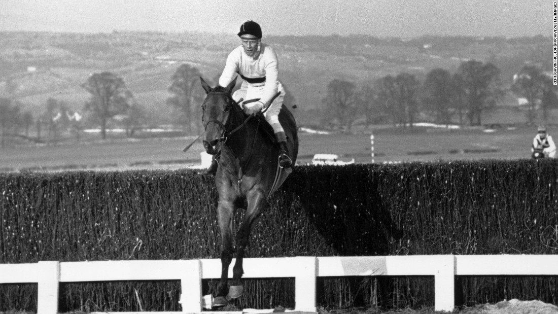 "A legendary racehorse, Arkle has now been honored with his own beer. The three-time Cheltenham Gold Cup winner is the inspiration for ""Arkle Ale,"" which is the product Arkell's Brewery. The beer will be on sales at Cheltenham racecourse, where Arkle won one of Britain's most famous races on three consecutive occasions between 1964 and 1966."