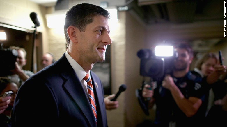 Will Paul Ryan become Speaker of the House?