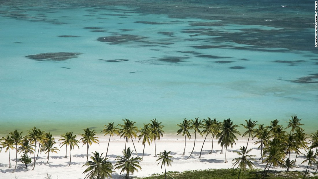 Dominican Republic beaches  these 10 have you covered  CNN Travel