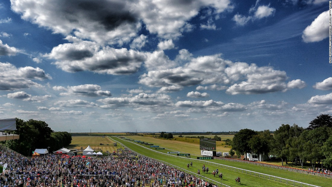 Newmarket is often referred to as the headquarters of British horse racing, while it also stages the first two British Classic races of the season -- the 1,000 and 2,000 Guineas.