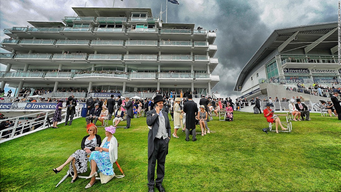Epsom is home to the most famous of Britain's five Classic races -- The Derby -- which dates back to 1780.