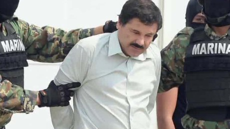 Brother-in-law of 'El Chapo' arrested