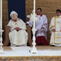 Pope Benedict Sleep